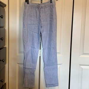 Joie linen pants